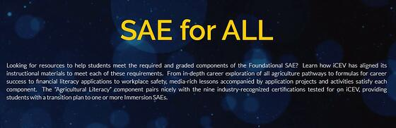 SAE for All